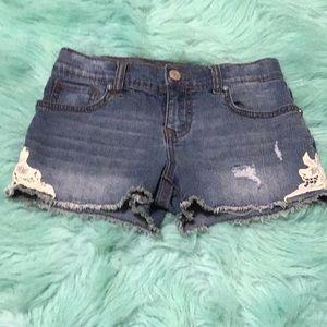Girls LEI shorts